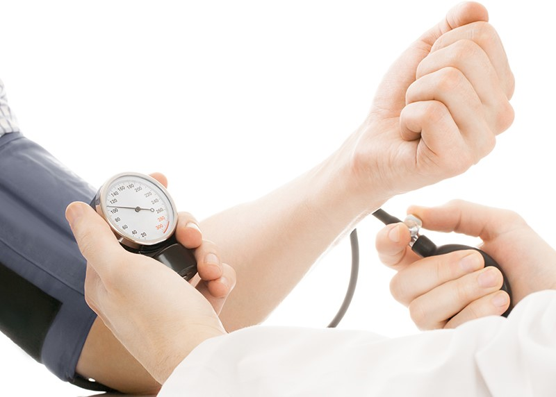 What treatment options are available for high blood pressure?