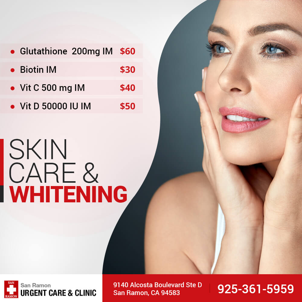 Skin Care & Whitening
